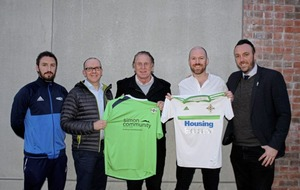 World Cup hero Gerry Armstrong named ambassador for homeless charity Street Soccer NI