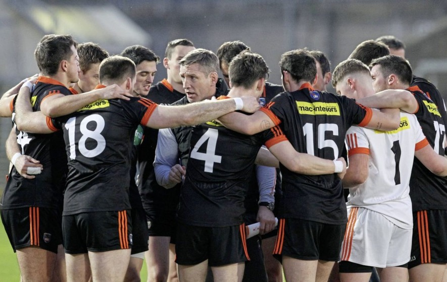 Former players need to swallow their egos says Armagh manager Kieran McGeeney