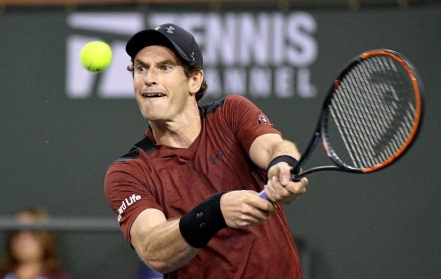 Andy Murray paying the price for number one chase says Leon Smith