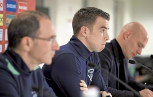 Seamus Coleman in better spirits says Republic of Ireland manager Martin O'Neill