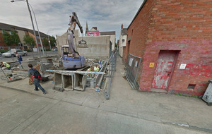 Teen critically ill after being found with serious injuries in Belfast alleyway