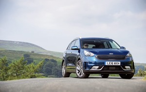 Kia Niro: Hybrid high-tech meets family-friendly crossover