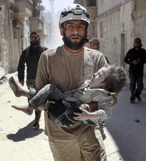 Oscar-winning doc The White Helmets to screen at Belfast Film Festival