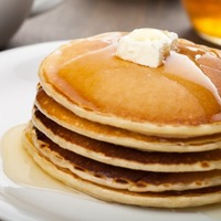Good news for pancake lovers because you can now bathe in maple syrup