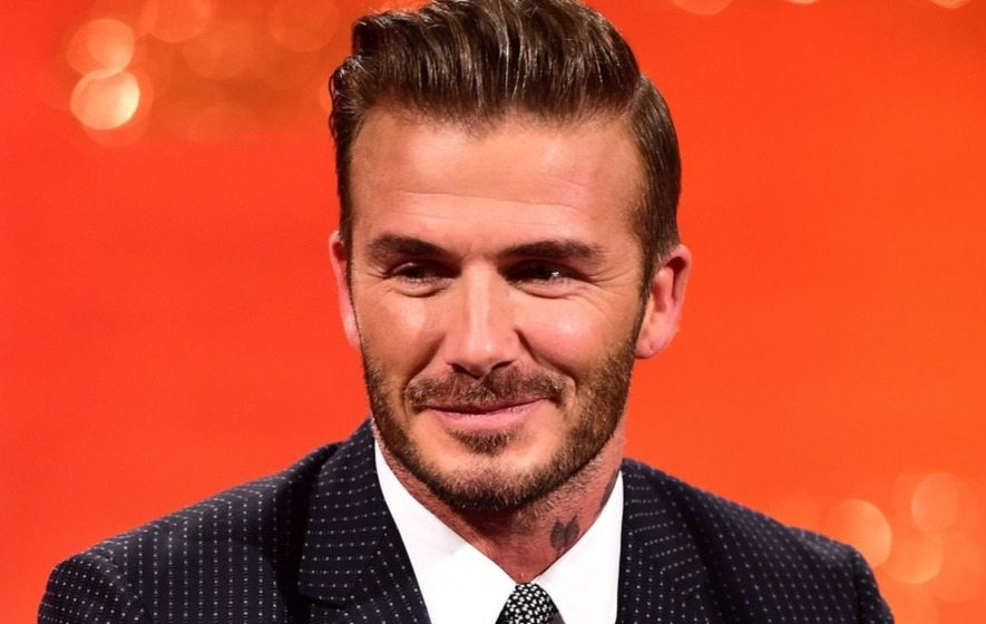 David Beckham's China Facebook post prompts backlash