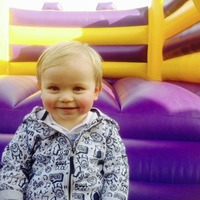 Marie Louise McConville: First birthday celebrations are a bouncing success - finally