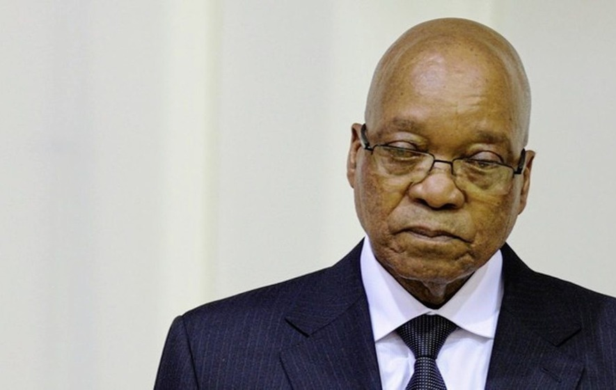 President Zuma asked to miss South African activist's funeral