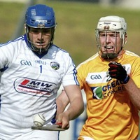 Hard graft paying off for Antrim ace Déaglán Murphy