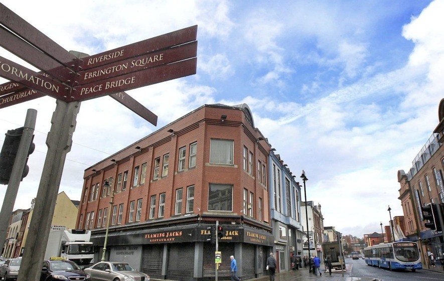 City Hotel Group Derry