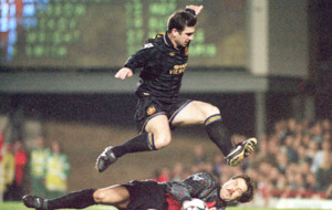 On this Day – March 30 1993: Eric Cantona is fined for spitting at supporters of his ex-club Leeds
