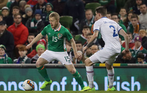 Daryl Horgan aims to stay on upward curve as Republic of Ireland bid to qualify for 2018 World Cup in Russia