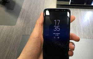 Hands-on with the Samsung Galaxy S8
