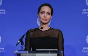 Angelina Jolie took drug tests to clear her reputation during Tomb Raider filming