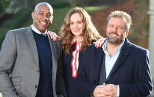 Martel Maxwell joins Homes Under The Hammer presenting team