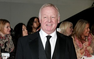 'Freaky' to be on Corrie set to see funeral being filmed, says Les Dennis