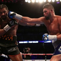 Tony Bellew wrote a will before he stepped into the ring with David Haye