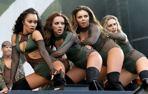Watch Little Mix channel Coyote Ugly in the video for their hot new single