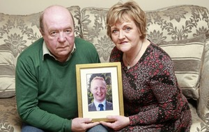 The Kevin Bell Repatriation Trust a lasting legacy for Newry son