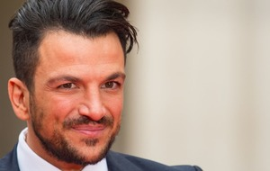 Peter Andre has spoken about his social anxiety battle