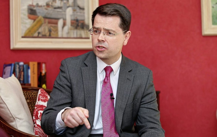 James Brokenshire: New powers to Stormont dependent on return of Executive