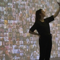 See which 'untraditional' portrait won a Saatchi selfie competition