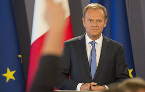 Donald Tusk warns avoiding hard border after Brexit will require 'creative' solution