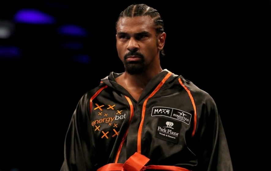 David Haye's comeback fight could be against a UFC fighter