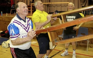 Fitness trainer Tommy Fee still taking circuits classes at 76