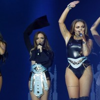 Little Mix reduced to trio as Leigh-Anne injures herself at US gig