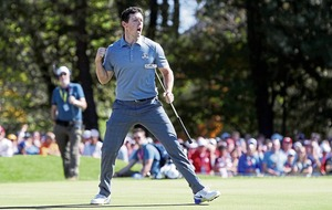 Rory McIlroy on life: 'I hope I'm in it for the long haul'