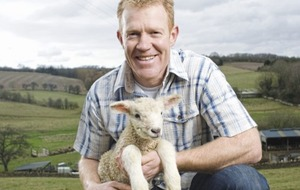 Countryfile's Adam Henson talks tractors and toe wrestling at The MAC