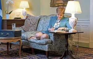 Sturgeon: No rational reason to block second Scottish referendum