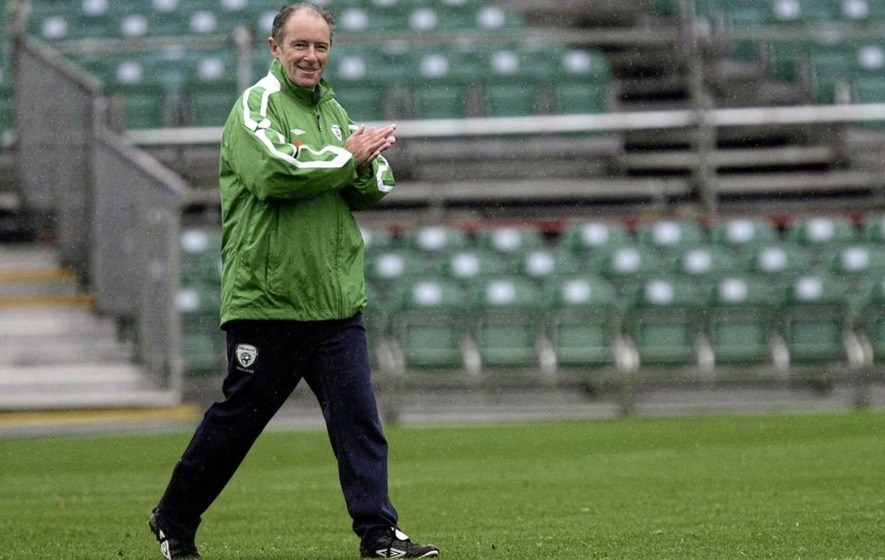 Brian Kerr reflects on his time at the helm of Irish soccer