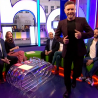 Gary Barlow walks off live TV during The One Show interview