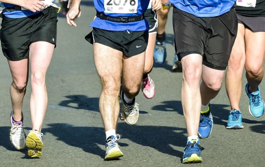 This study shows the scary effect running a marathon can have on your body