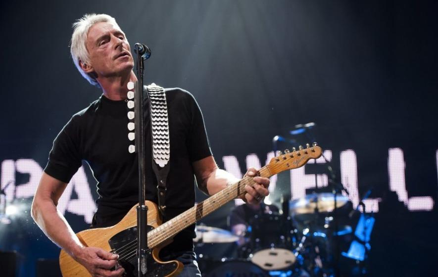 Paul Weller's latest album a 'call for peace'