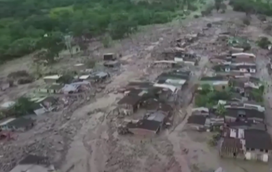 Everything we know about the avalanche of water that has devastated Colombia