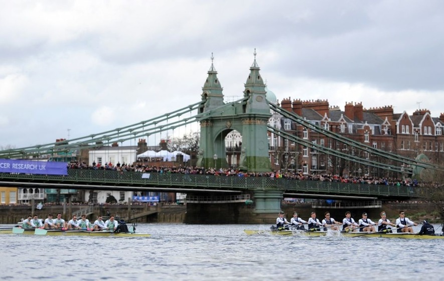 The Boat Race quiz: Did these famous people go to Oxford or Cambridge?