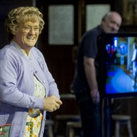 Mrs Brown proved viewers' favourite post-watershed Saturday night show
