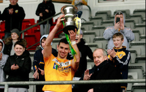 Battling Antrim hurlers back in Division One after epic win over Carlow