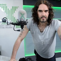 Russell Brand is back on live radio and listeners are loving it