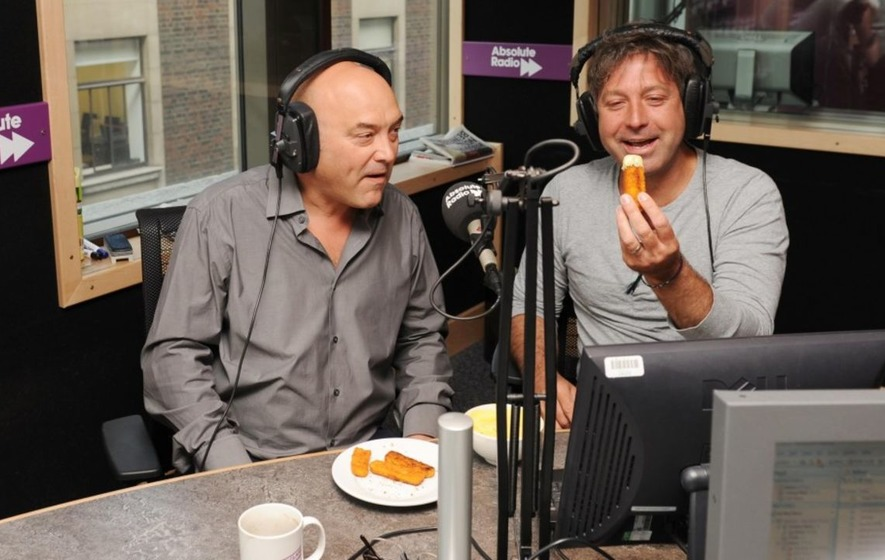 john torode and gregg wallace relationship