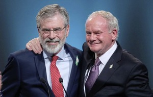 Gerry Adams: Martin was a constant in my life... I miss him desperately