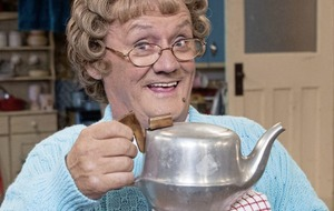 Mrs Brown beats The Voice UK in ratings