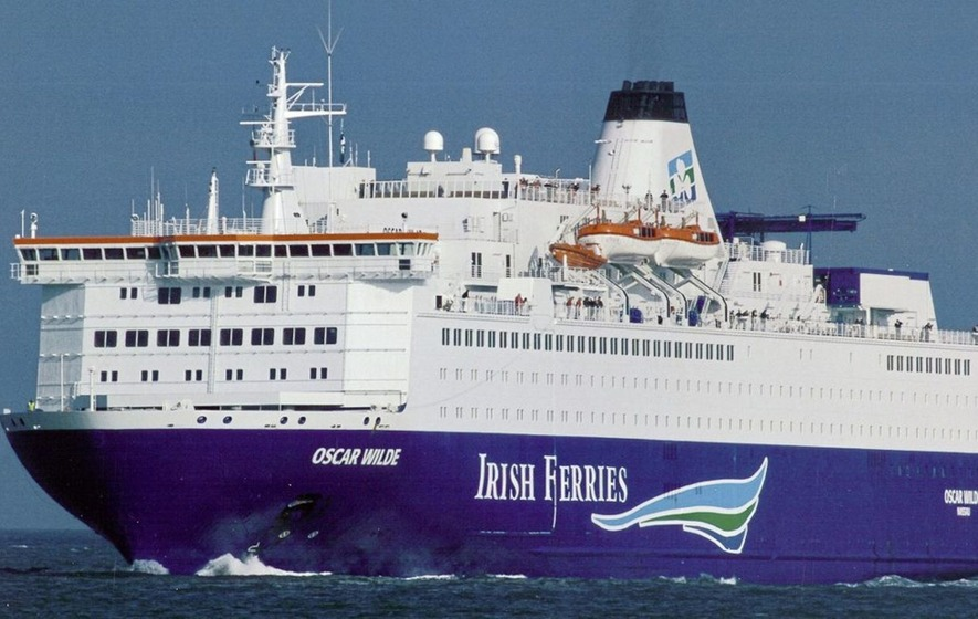 Rosslare port 14 people found hidden in refrigerated - Rosslare ferry port arrivals ...