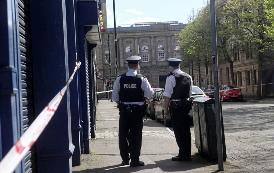 Man dies following altercation in Belfast city centre