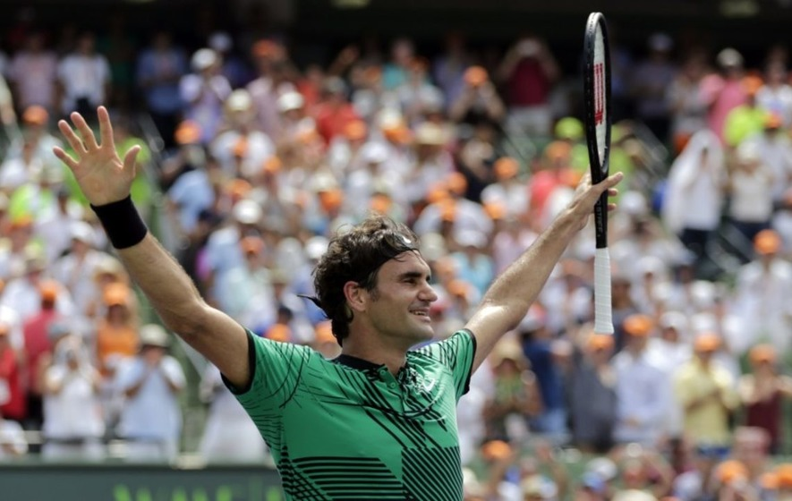 Roger Federer's incredible resurgence continues with a Miami Open win