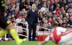 Arsene Wenger impressed with Arsenal's mental strength after draw with Manchester City