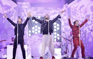 Take That take to the small screen with boy band to man band story