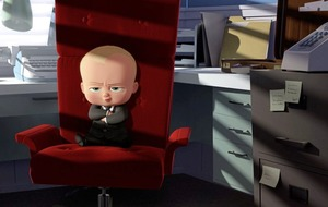 Alec Baldwin's expert delivery can't quite carry The Boss Baby